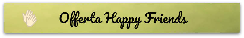 Banner Offerta Happy Friends