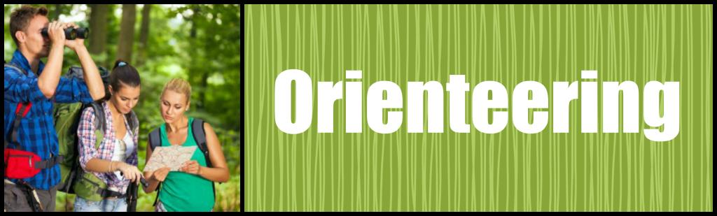 Banner Orienteereng