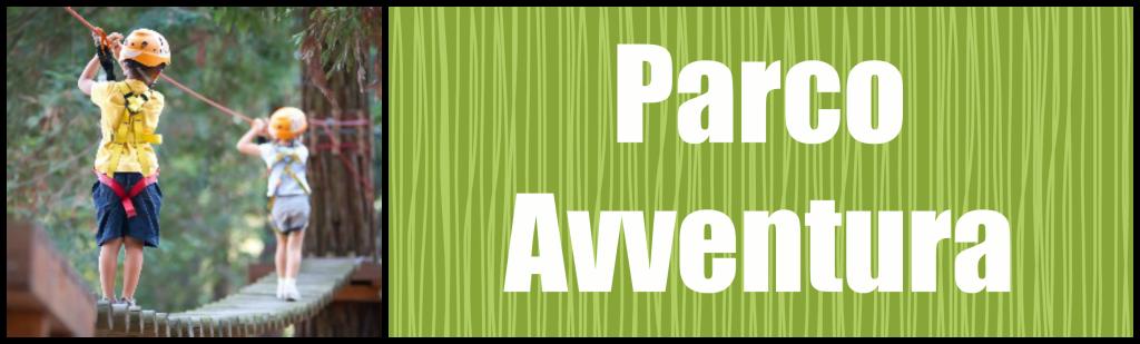 Banner Parco Avventura