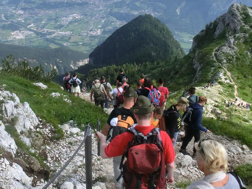 Sentieri ed itinerari escursioni guidate sull 39 altopiano for Offerte weekend asiago