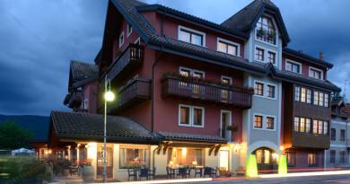 Hotel Vecchia Stazione Mountain Elegance