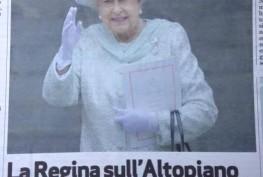 Regina Elisabetta Altopiano