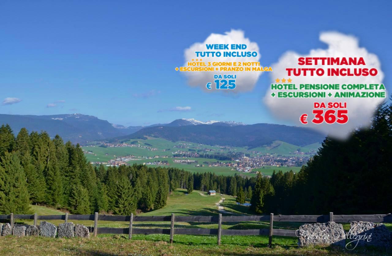 La tua vacanza in montagna ad asiago for Offerte weekend asiago