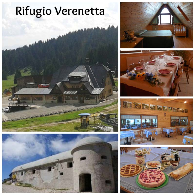 Rifugio Verenetta