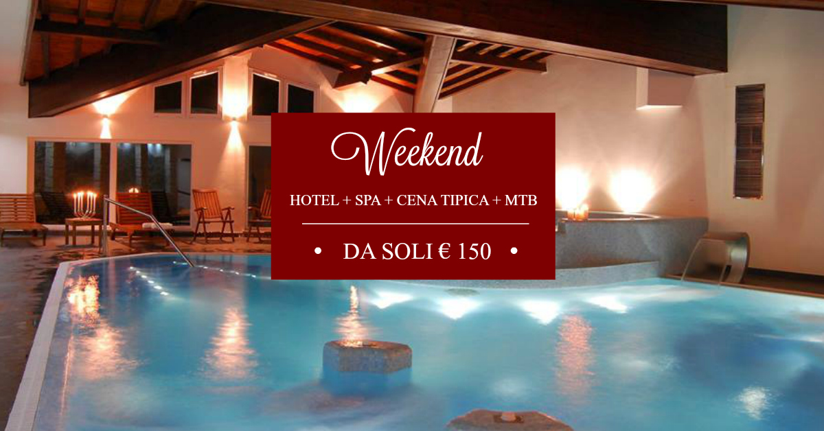 pacchetto weekend in montagna asiago hotel con spa