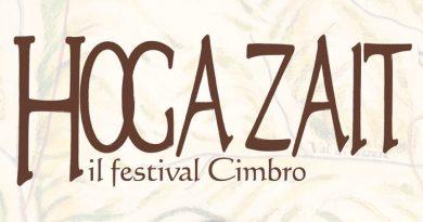 HOGA ZAIT 2017 – Festival Cimbro dal 13 al 23 luglio 2017