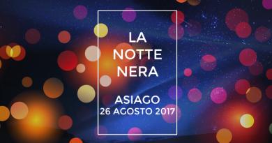 Notte Nera Asiago 2017