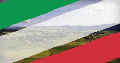 Il Tricolore più lungo del Mondo ad Asiago il 2 giugno 2018