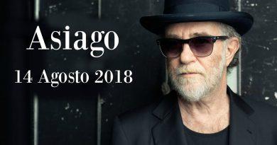 Francesco De Gregori – Concerto Asiago 14 Agosto 2018