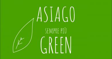 """Asiago diventa comune """"green"""" per l'ambiente"""