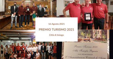 Premio Turismo 2021 – Città di Asiago
